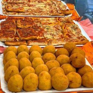 Ricette Tradizionali di Piatti Sicilianie della Valle del Belìce gli Arancini di Riso