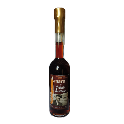 Amaro il coltello Siciliano cl.10