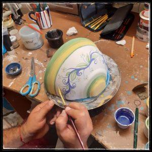 Botteghe e Piccoli Negozi di Artigianato Tipico e Moderno Siciliano Laboratorio Ceramica Vendita (5)
