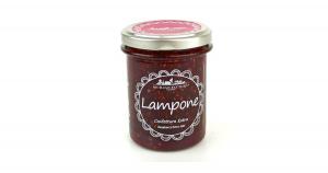 Confettura Extra di Lampone Gr 240 Sicilian Factory (2)