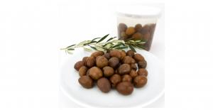 Olive Nere in Salamoia Giarraffa – Secchiello (2)