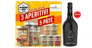 Box Aperitivo (B) Antipasti Patè e Spumante (2)