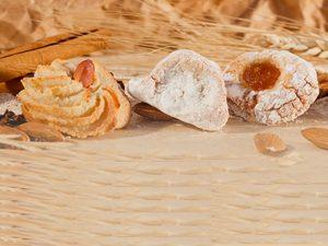 Paste e Biscotti di Mandorla